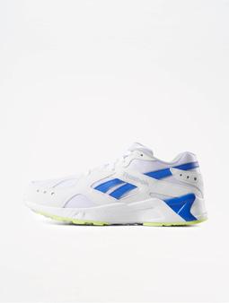 Reebok Aztrek Sneakers White/Cold Grey/Cobalt