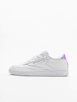 Reebok CLUB C 85 Sneakers White/Black/White
