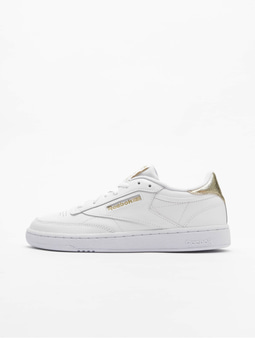 Reebok Club C 85 Sneakers White/Golden Met/White