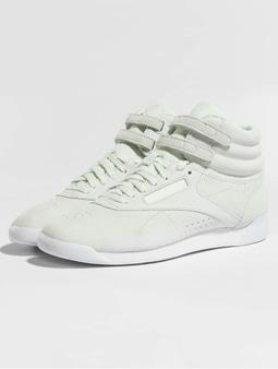Reebok F/S Hi Nubuk Sneakers Opal/White
