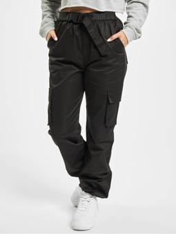 Sixth June Basic Cargo Cargo Pants Black