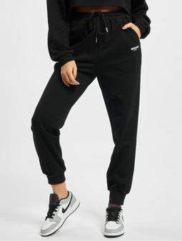 Sixth June Basic Sweat Pants Black