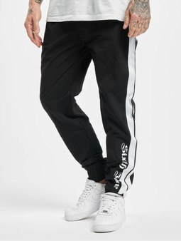 Sixth June Gothic Tracksuit Cargo Pants Black