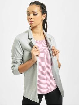 Stitch & Soul Jersey Blazer Grey Melange Standard 1