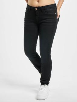 Sublevel Skinny Jeans Black Denim