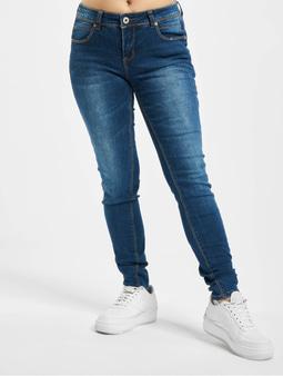 Sublevel Skinny Jeans Dark Blue Denim