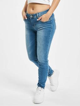 Sublevel Skinny Jeans Middle Blue Denim