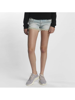 Superdry Lace Trim Hot Shorts Canyon Tint