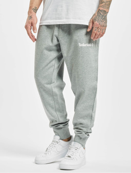 Timberland Estab 1973 Sweat Pants Med Grey Heather/White