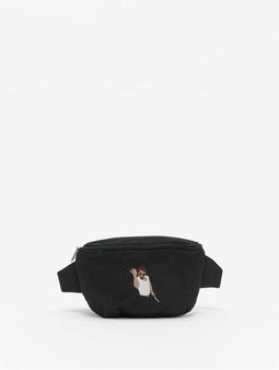 TurnUP Got Salt Waist Bag Black
