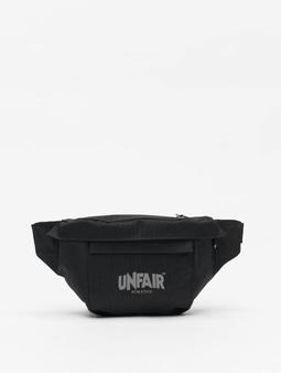 Unfair Athletics Classic Label Hip Bag Black