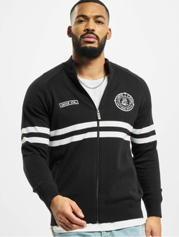 Unfair Athletics DMWU Knitted Tracktop Black