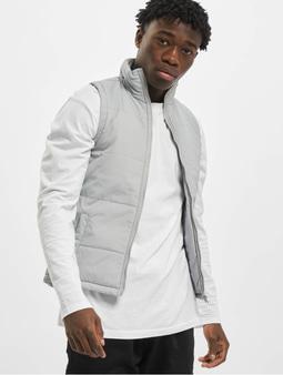 Urban Classics Basic Light Vest Grey