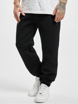 Urban Classics Basic Sweat Pants Black