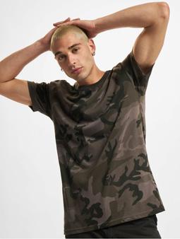 Urban Classics Camo Oversized T-Shirt Light Rose
