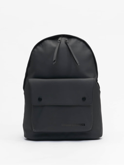 Urban Classics Casual Backpack Black