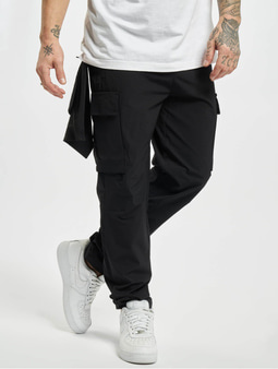 Urban Classics Commuter Pants Black