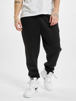 Urban Classics Cut And Sew Sweat Pants Black