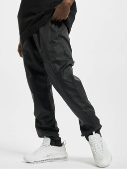 Urban Classics Jacquard Sweat Pants Black