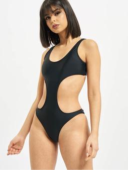 Urban Classics Ladies Monokini Black