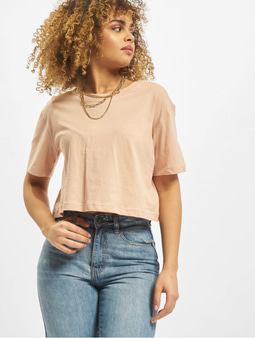 Urban Classics Ladies Oversized Short T-Shirt Black