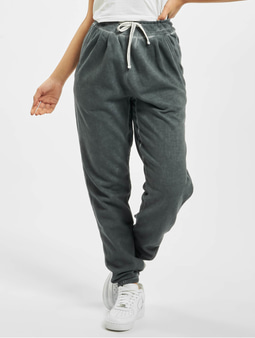 Urban Classics Ladies Spray Dye Sweat Pants Dark Grey (M gre