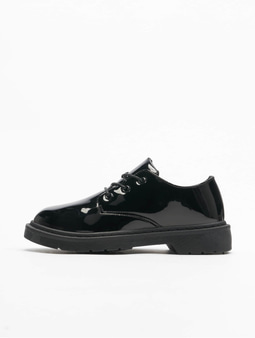Urban Classics Low Laced Boots Black