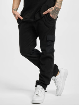Urban Classics Polar Fleece Pants Sweat Pants Black