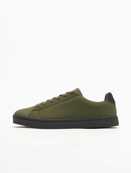 Urban Classics Summer Sneakers Olive/Black