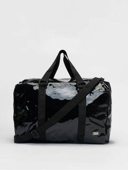 Urban Classics Transparent Duffle Bag Black