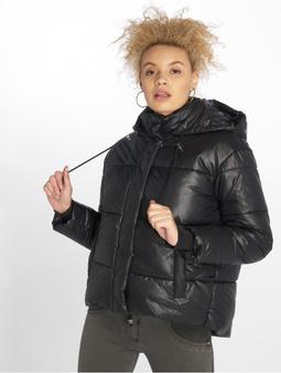 Urban Classics Vanish Puffer Jacket Black