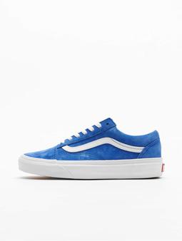 Vans Ua Old Skool Sneakers Prncs Bl/Trwht