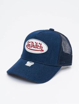 Von Dutch Og Trucker Cap Denim