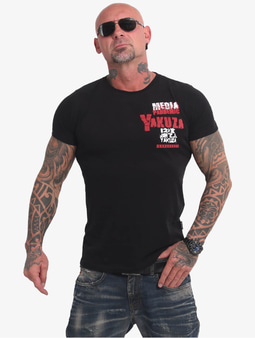 Yakuza Pandemic T-Shirt Black
