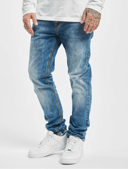 Yakuza Straight Fit Jeans Fat Light Blue Vintage
