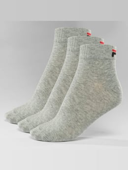 FILA Socken 3 Pack Training in schwarz 413854