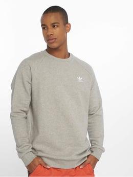 adidas Originals Herren Pullover Trefoil in beige 403349