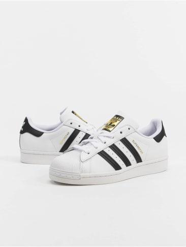 adidas Originals Damen Sneaker Sleek in weiß 749036