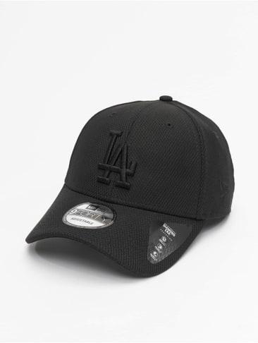 17261ace08c3e New Era Casquette Snapback & Strapback MLB Los Angeles Dodgers Diamond Era  9forty noir