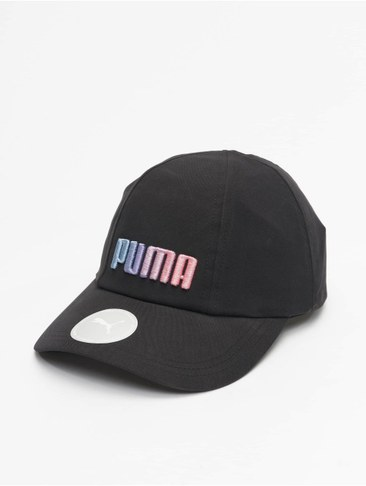 new products d2b23 85cfe Puma Snapback Caps X SG Sport musta