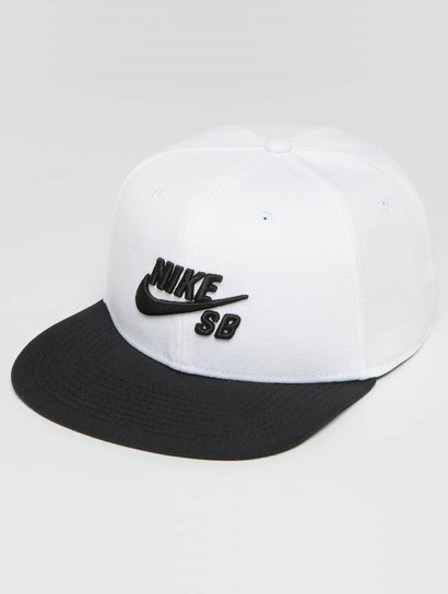 low priced best sneakers new cheap Nike SB | H86 Flatbill noir Casquette Snapback & Strapback ...