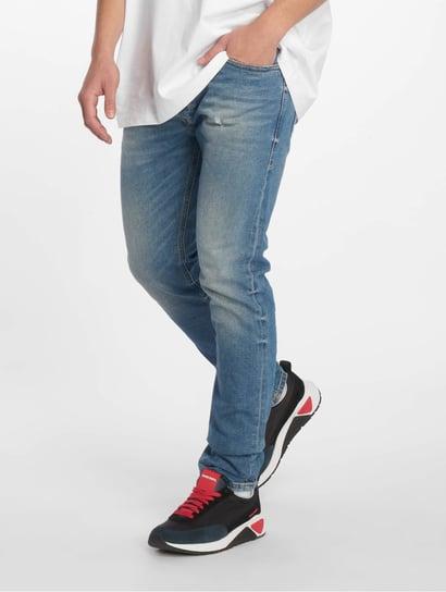 a114c10e683c Diesel Herren Slim Fit Jeans Tepphar in blau 533704