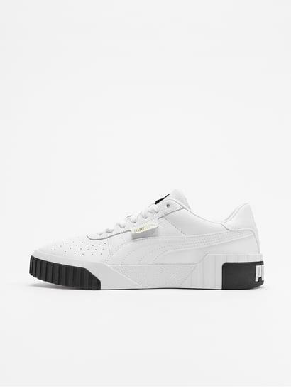 Puma Femme Chaussures Baskets Cali Blanc 607598 Achat