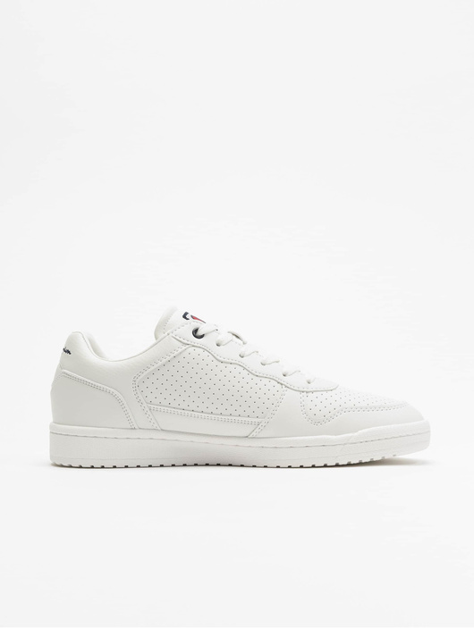 White Chicago Low Champion Legacy Cut Sneakers ZikPOXu