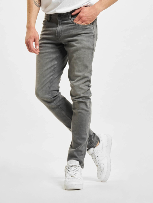 Reell Jeans Spider Slim Fit Jeans Grey