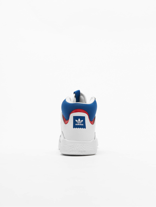 adidas originals VRX Mid Footwear WhiteCollegiate RoyalScarlet