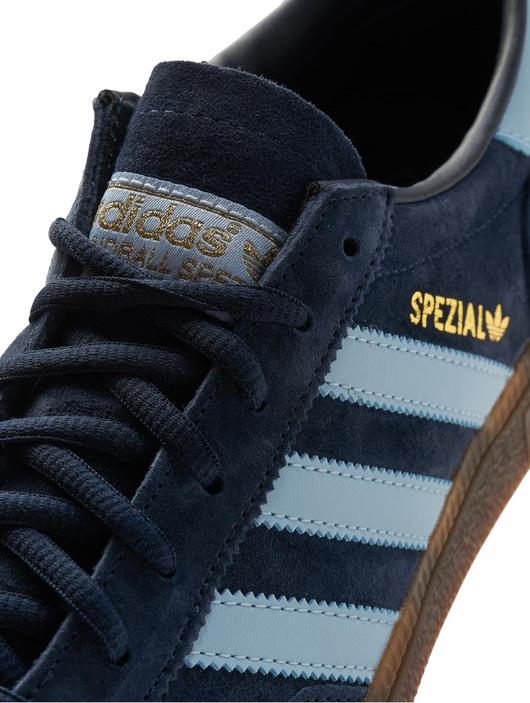 Destockage Baskets adidas Originals Femme Spezial foncé bleu