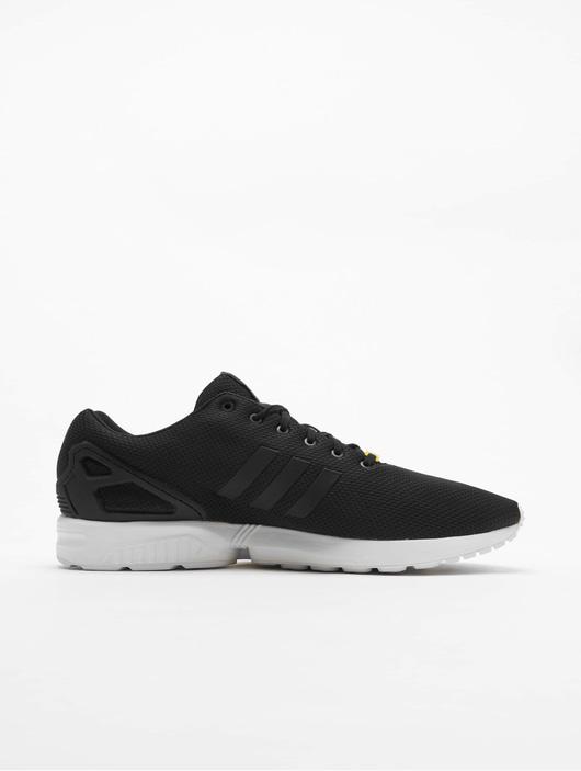 meilleur service 3031c 02b6c adidas ZX Flux Sneakers Black/White