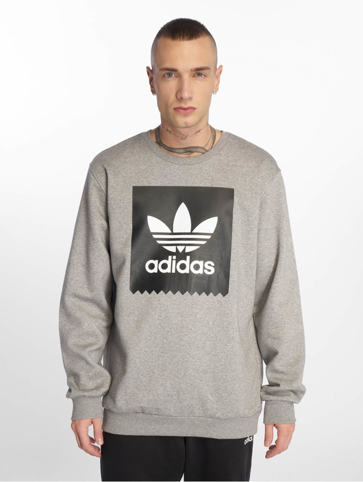 Adidas Originals BB Sweatshirt Core HeatherBlackWhite