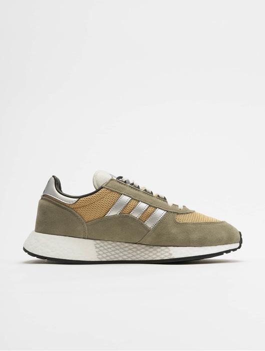 Marathon Originals Tracarsilvmtrawsan Adidas Tech Sneakers